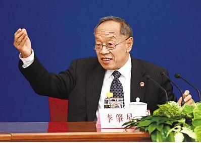 中国人大会期10天 李肇星任发言人_第一金融网