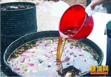 油桶手工制作猪
