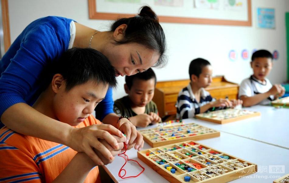 义乌富家女收治900智障脑瘫儿童