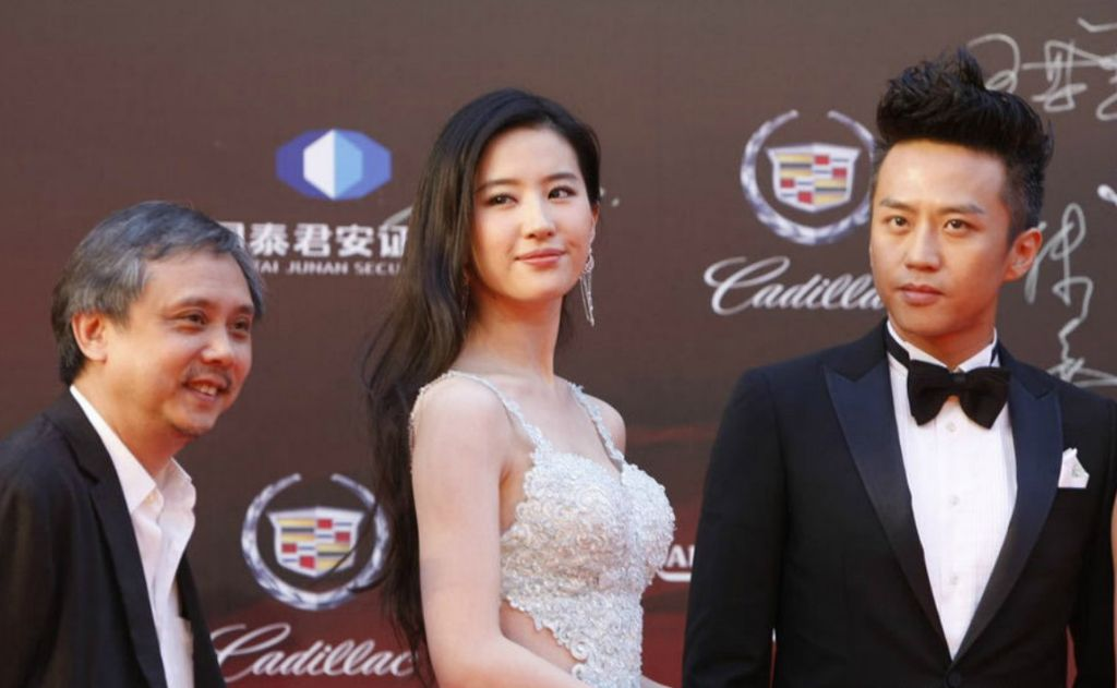 第15届上海电影节花絮图集图片