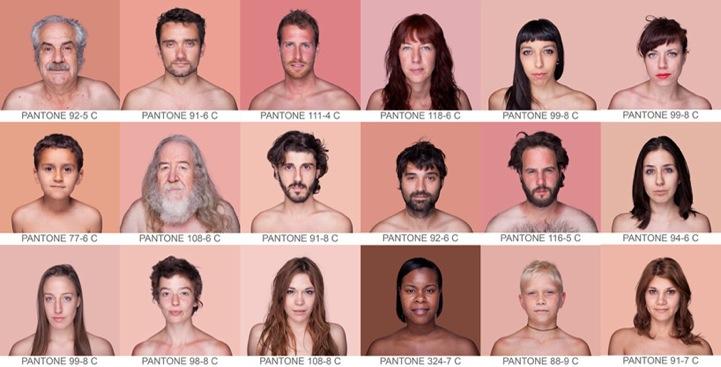 人类皮肤究竟几种颜色