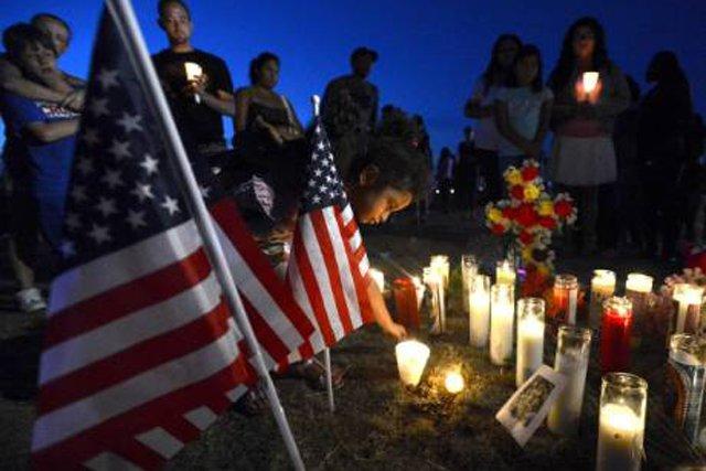 丹佛枪击受害者葬礼陆续举行