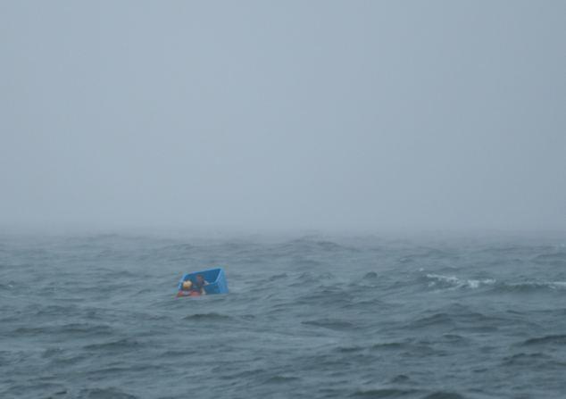 渔民在海上漂浮26小时后获救