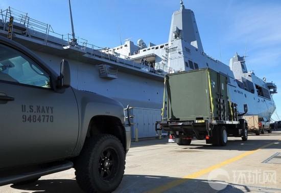 海军出动大型战舰参与救灾(组图)_图1-1