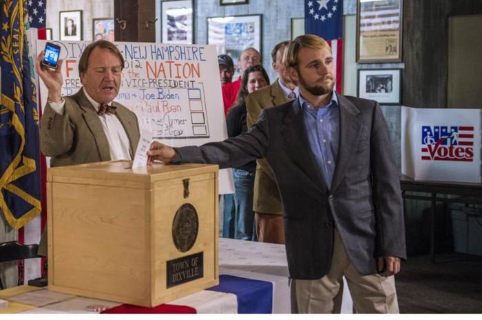 美国大选投票正式拉开帷幕(组图)_图1-1