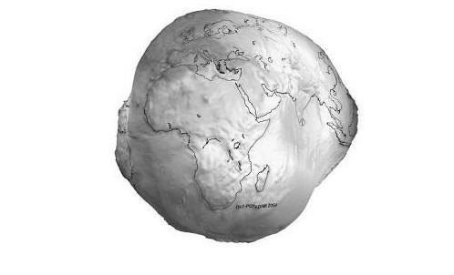 地球素颜照毁三观 说好的蓝色星球呢