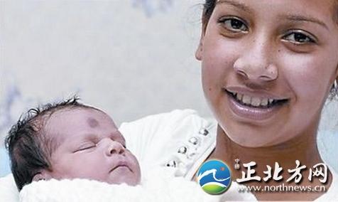 墨西哥哈利斯科州一家医院的负责人恩里克・拉瓦戈医生6日早上透露,该州一名9岁的女孩于上月产下一名女婴。