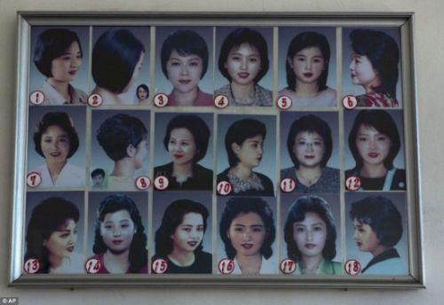 据英国媒体2月21日报道,朝鲜官方选出18种发型向女性推荐,男性则有10种选择。有媒体认为,此举是为了对抗西方影响。