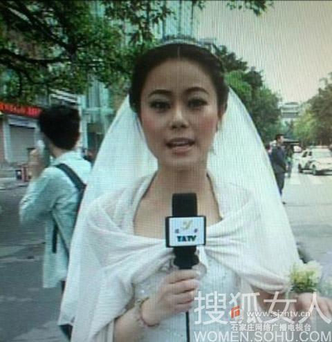 最美新娘反对取消婚宴引争议[多图]