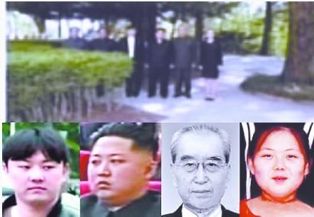 韩媒称疑似金正恩妹妹金汝静亮相 朝鲜建军节宴会现场照曝光