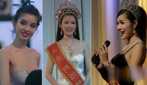 最美人妖Rose中国走红 图揭秘泰国人妖皇后选美现场