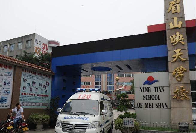 继东莞徐福记160人食物中毒事件之后,又发生四川一学校多人高烧疑似食物中毒事件。