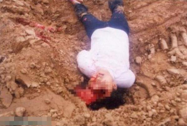 美女 毒贩/菲律宾女毒贩被处决维护法律尊严枪决现场图曝光