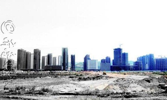鹤岗城市高层大楼图片
