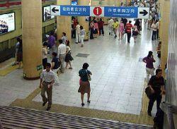 """北京地铁""""刀枪哥""""引关注 网友质疑刀枪如何上地铁"""