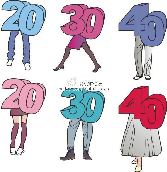70后男女光棍比例惊人 剩男剩女哑巴吃黄连有苦说不出(组图)