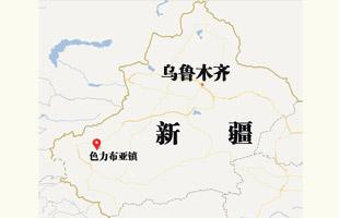 新疆喀什巴楚县色力布亚镇发生暴力恐怖袭击事件,两名协警牺牲。