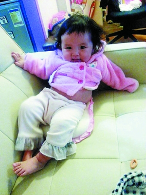 香港失踪女婴