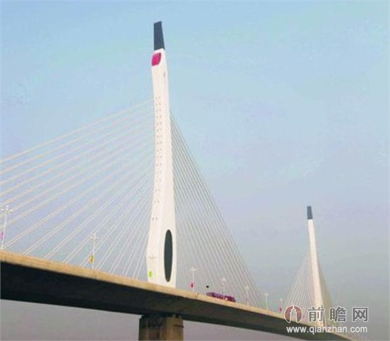 如皋长江大桥通车 造型如仙鹤为南通最美陆岛通道