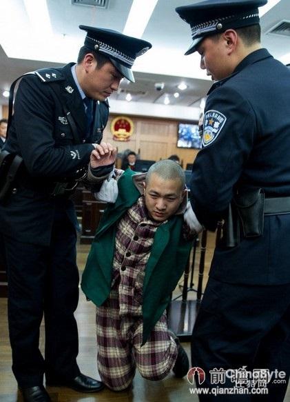 安医大情杀案:凶手后悔痛哭当场下跪校方要求立即执行死刑