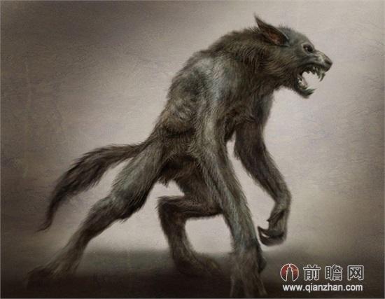 巴西狼人高1.5米全身黝黑疑被监控拍到 小镇宵禁引恐慌