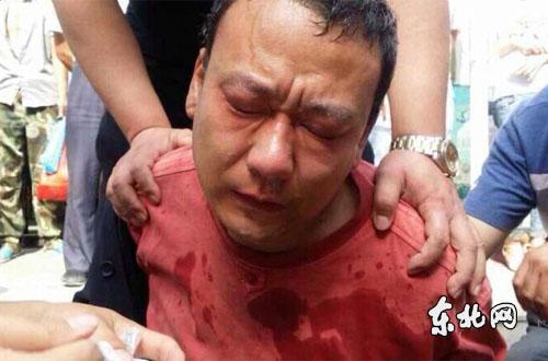 """哈尔滨杀人犯赵志押解回哈全程曝光 哈尔滨""""8・17""""命案告破【图】"""