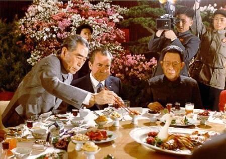 国宴菜揭秘:时间一般为1小时15分钟
