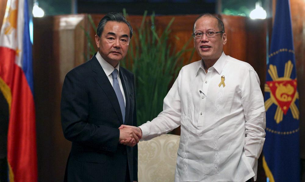 "APEC峰会""南海""暗潮涌:美怂��开衅 中国致力拆弹_图1-1"