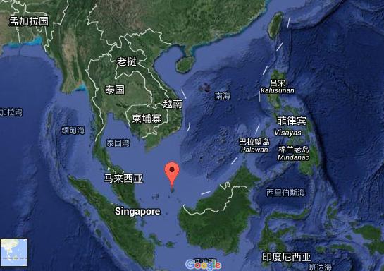 """中国外交部回应南海纳土纳群岛""""争议"""":主权属印尼"""