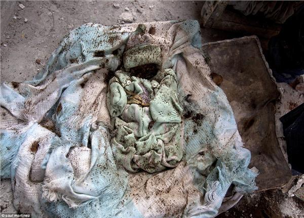 家长付不起墓地租金 孩童尸体被掘出扔掉
