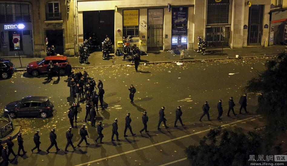 不留活口不谈判 特种部队无法应对 巴黎恐怖袭击已经变种!_图1-1