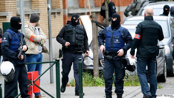 """""""激进化""""现象令人担忧 比利时为何成了巴黎恐袭的""""贼窝""""?_图1-1"""