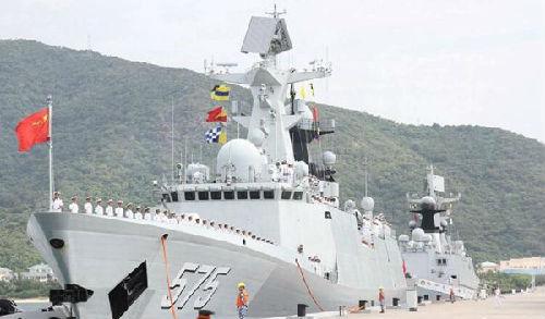 """美司令证实:中国签订首个""""海外军事基地""""10年协议_图1-2"""