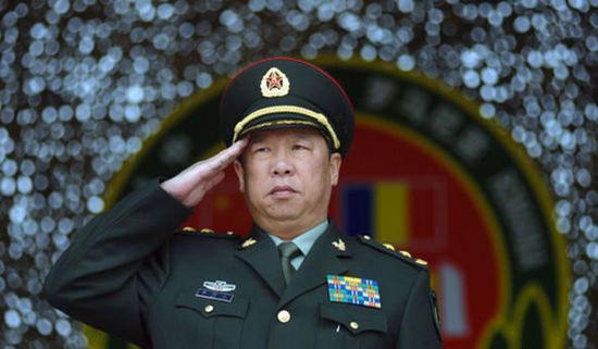 """陆军司令员李作成 曾在正军级""""原地踏步""""10年_图1-1"""