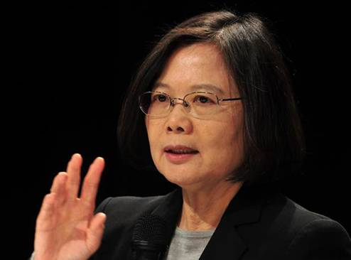 蔡英文赢得台湾地区领导人选举 她将面对哪些难题?_图1-1