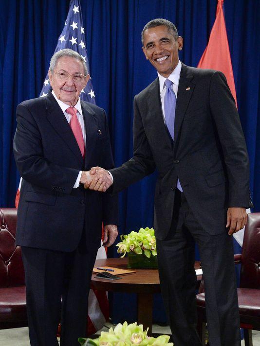 奥巴马计划访问古巴最早3月成行 美国总统90年来首次