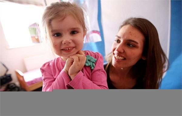 3岁女孩患异食癖 颜料、洗衣粉、沙子通吃