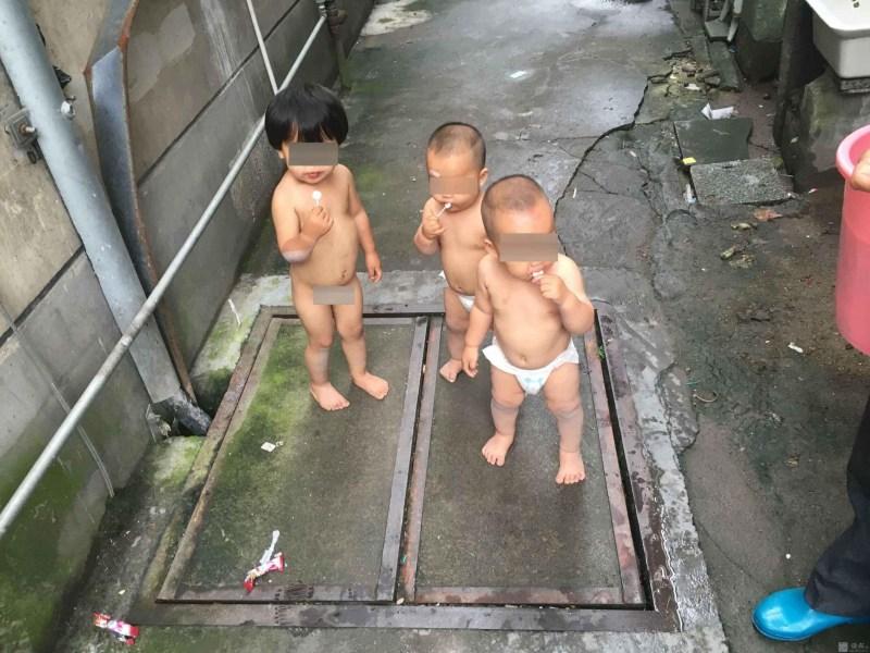 杭州三个奶娃娃