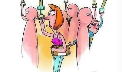 老汉公交上猥亵少女