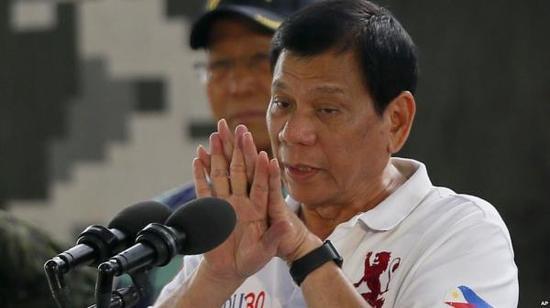 菲律宾总统:将允许中国俄罗斯租土地 最高120年_图1-1