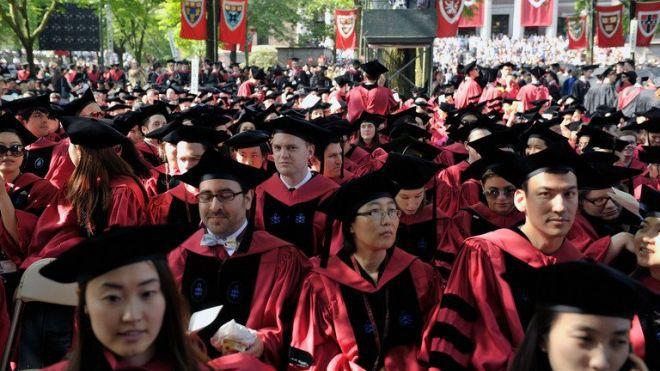 在美国际学生数量首超百万 三分之一为中国大陆留学生_图1-1