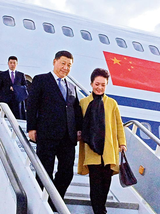"""习近平访拉美料推两洋铁路 授APEC""""中国药方""""_图1-1"""