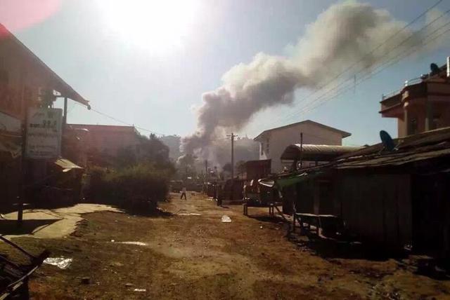 缅北再生冲突 国防部:中国军队正保持高度戒备_图1-2