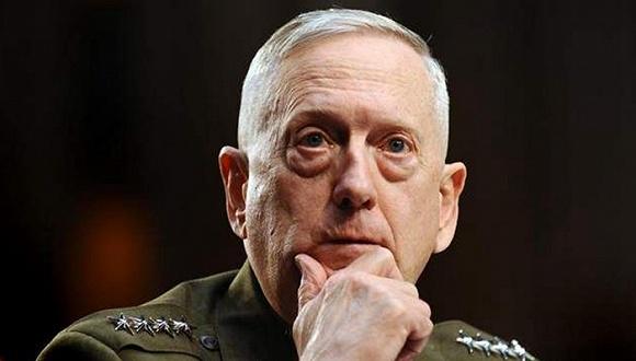 """美国新防长会是这个""""疯狗""""将军?来听听他的""""疯话""""_图1-1"""