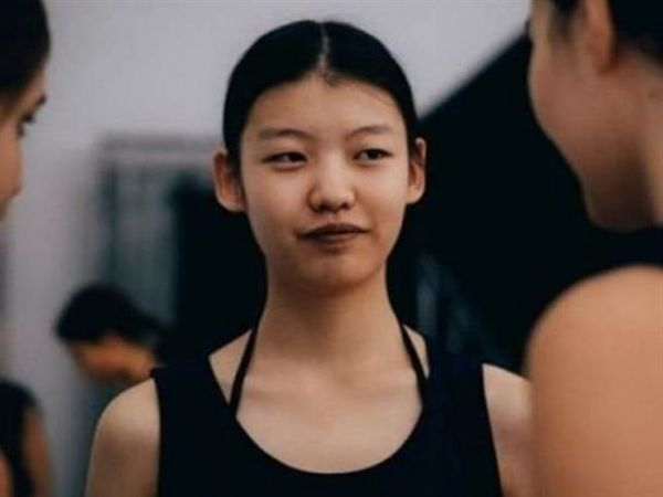 """唐赫被外国人形容为""""万年一遇的东方美人""""(图片来源:台湾《中时电子报》网站)"""