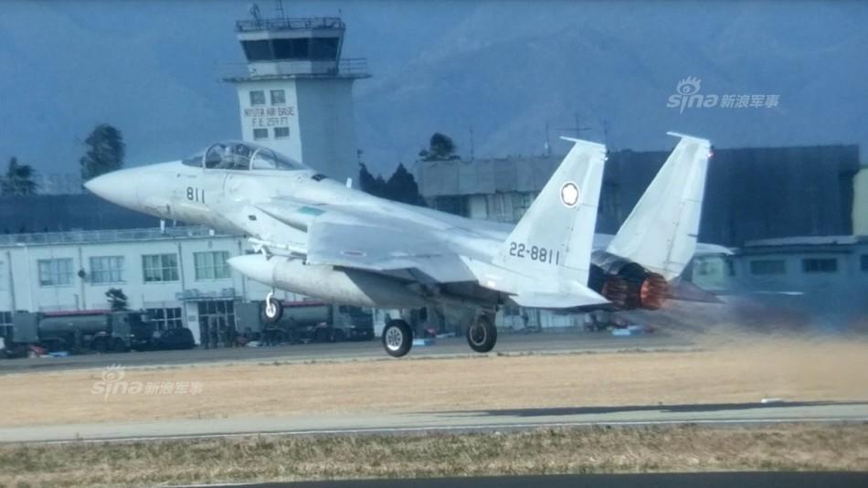 中国军机飞日本海日竟出动全国战机应对 蓄意挑事_图1-1