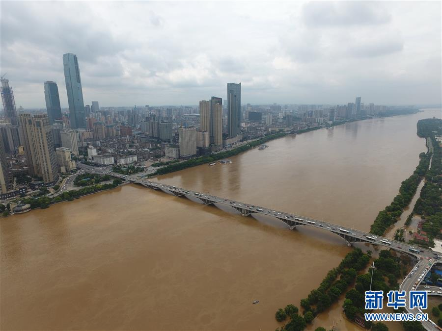 遭遇特大严重洪涝灾害 湖南宁乡死亡 失联等人员达44人