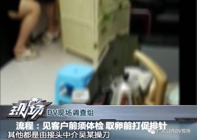 广州卖卵黑市:少女卖卵一次赚1.5万 有人差点丢命_图2-1