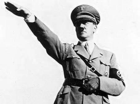 2中国人行纳粹礼被抓,为啥世界都为德国警方点赞?_图1-5