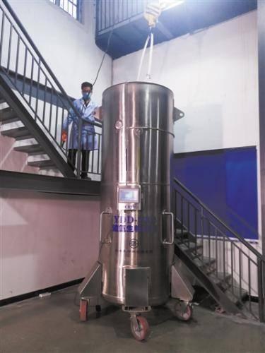 中国首例本土人体冷冻故事:液氮罐里的阴阳穿越_图1-1